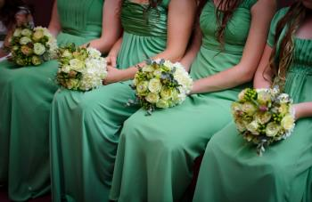 The Four C's of Shopping For Bridesmaids Dresses