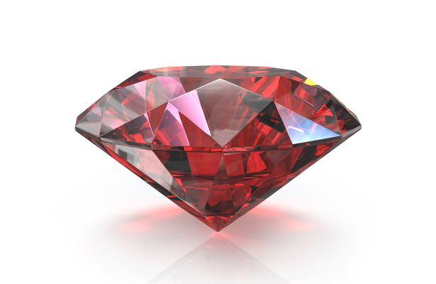 Rare Red Diamond Fails To Sell