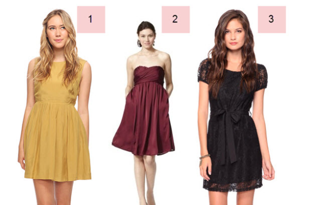 Bridesmaids Dresses Under $70
